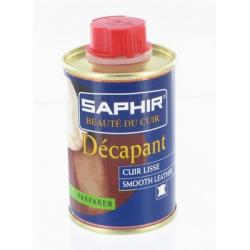 Décapant cuir lisse SAPHIR flacon 100ML