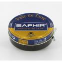 Cirage pâte luxe SAPHIR marron foncé boîte 50ML