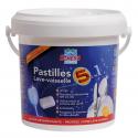 ECNESS pastilles lave-vaisselle 5en1 25 doses