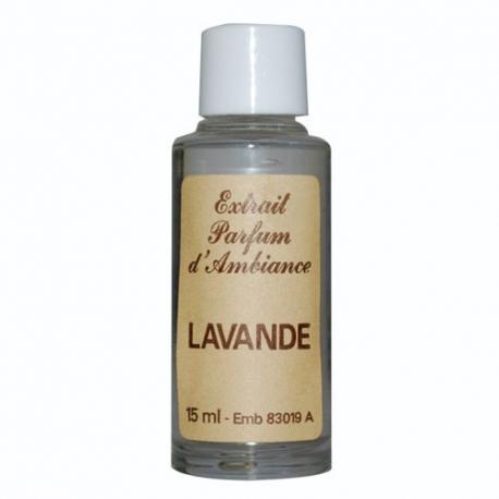 Extrait de parfum 15ml lavande