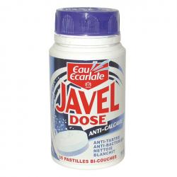 Javel doses anti-calcaire 35 pastilles