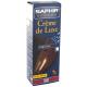 Crème de luxe saphir tube noir