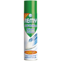 Repassage Express REMY Aérosol 400ml