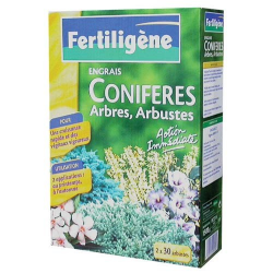 Engrais conifères 1.5kg Performance - Fertiligène
