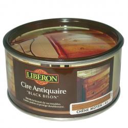 Cire Black Bison Liberon Mérisier clair 500CC