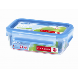Boîte rectangulaire 0,55l Clip & Close 3D EMSA