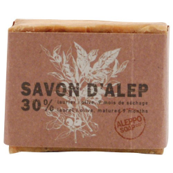 Savon d'alep 30% Laurier ALEPPO SOAP 180g