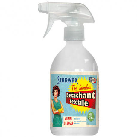 Détachant fiel de boeuf pistolet 500ml fabulous