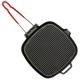 INVICTA - Grille viande carré en fonte noire 25 cm
