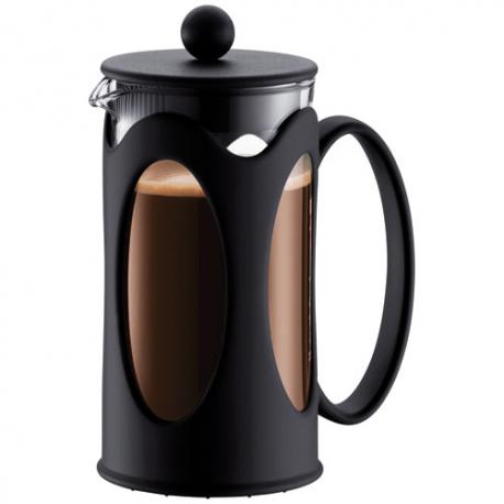 Cafetière kenya BODUM 4 tasses - 0.50l noire
