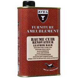 Baume rénovateur liquide 500ML marron