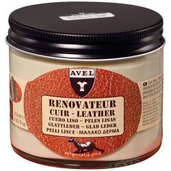 Rénovateur crème AVEL pot 250ML marron foncé