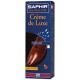 Crème de luxe saphir tube marron foncé