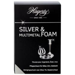 Silver foam mousse argent 150ML