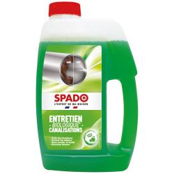 Bio nettoyant siphon et canalisation 1L