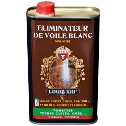 Eliminateur de voile blanc AVEL LOUIS XIII 1L