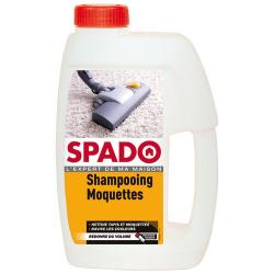 Shampooing bio tapis moquette 1L SPADO