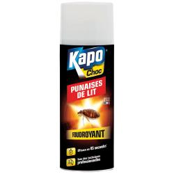Aérosol punaise de lit KAPO Choc - 400ML