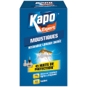 Kapo moustique recharge émanateur longue durée
