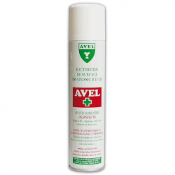 Désinfectant bactericide Avel bombe 400ML