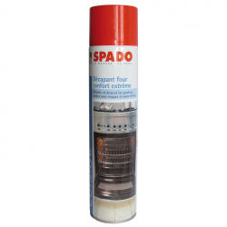 Décapant four confort 600ML SPADO