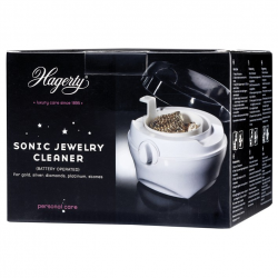 Sonic jewelry cleaner HAGERTY